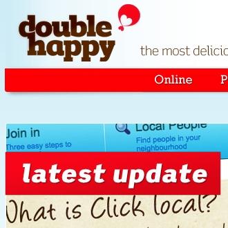 Double happy Creative
