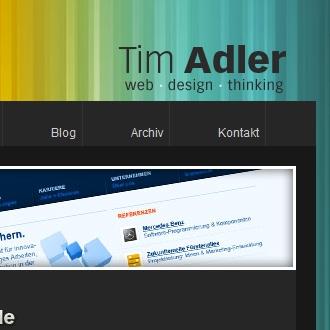 Tim Adler