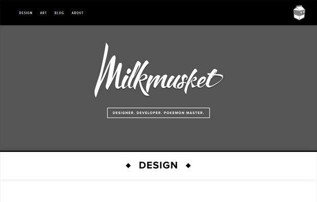 Milkmusket