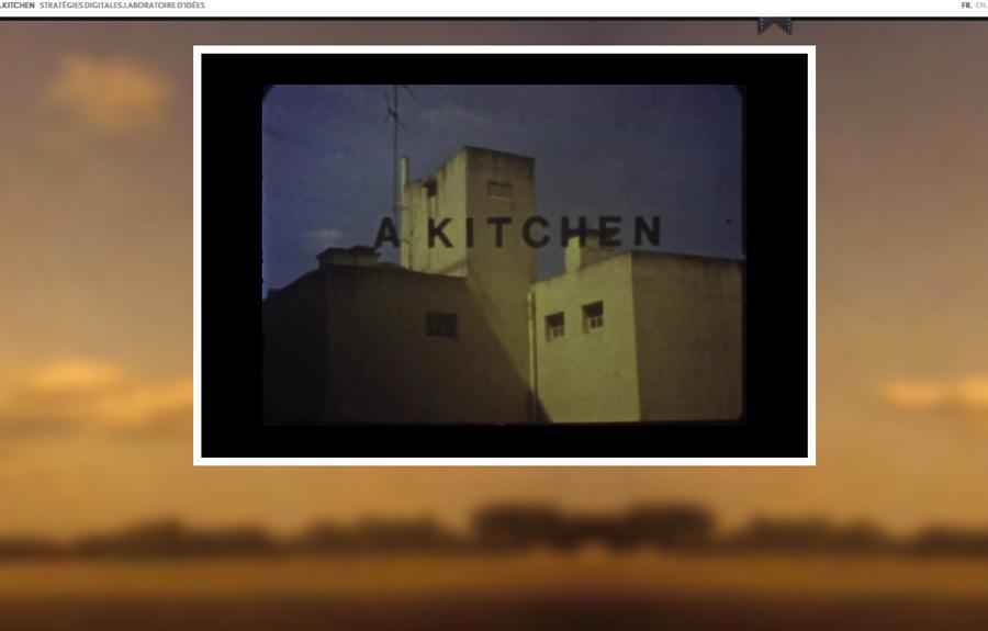 A. KITCHEN
