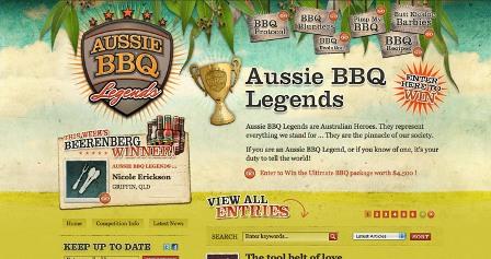 Aussie BBQ Legends