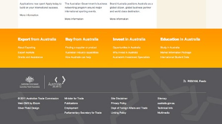 Austrade (Australian Trade Commission)