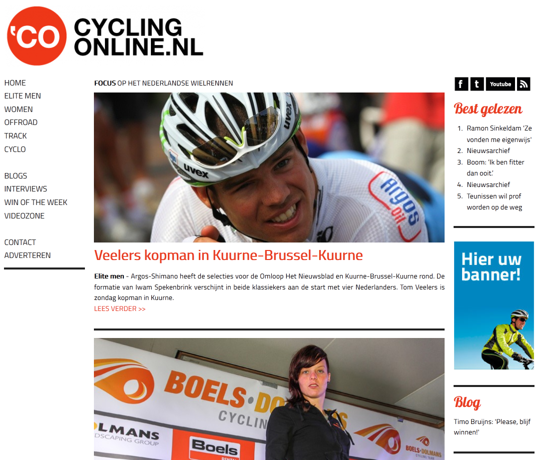CyclingOnline.nl