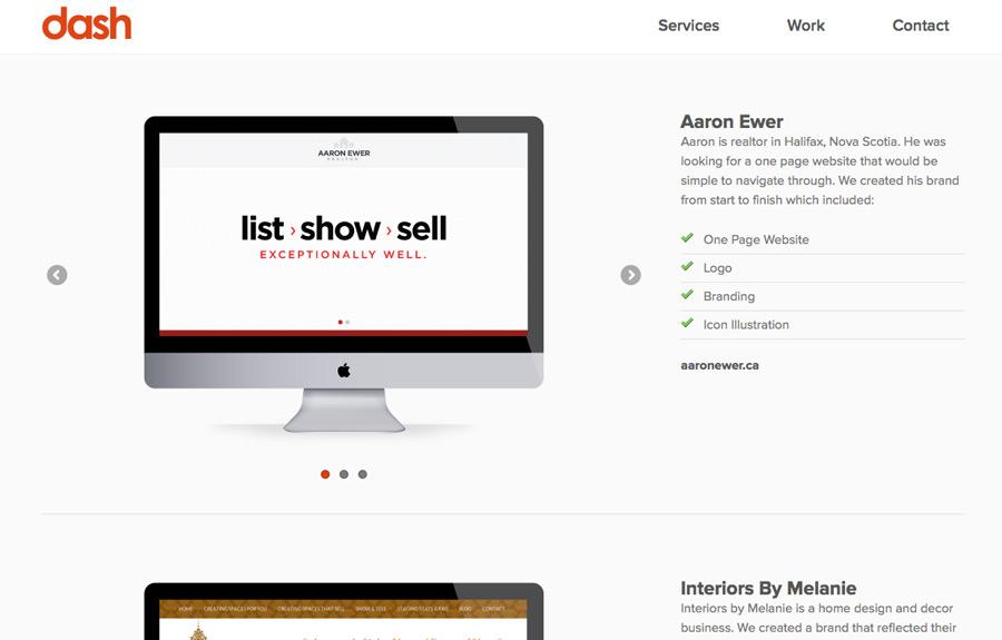 Dash – Creative Branding