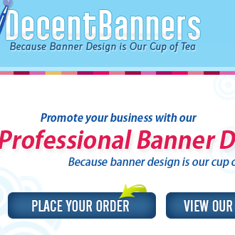 Professional Banner