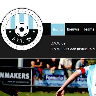 Manieu created DVV09.nl