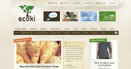Ecoki The Eco Lifestyle Community