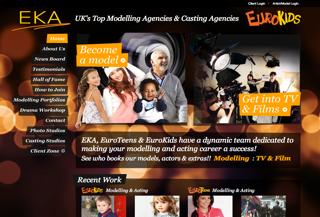 EKA Modelling Agency