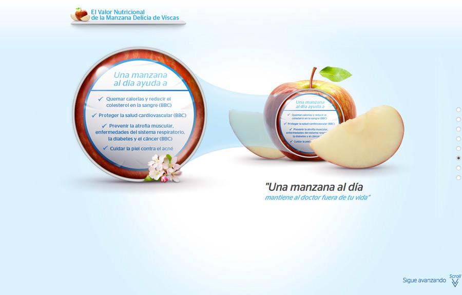 Esta Manzana Es Peruana