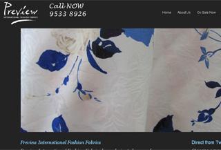 International Fashion Fabrics