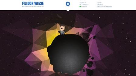 Filidor Wiese – Front/Backend Webdeveloper