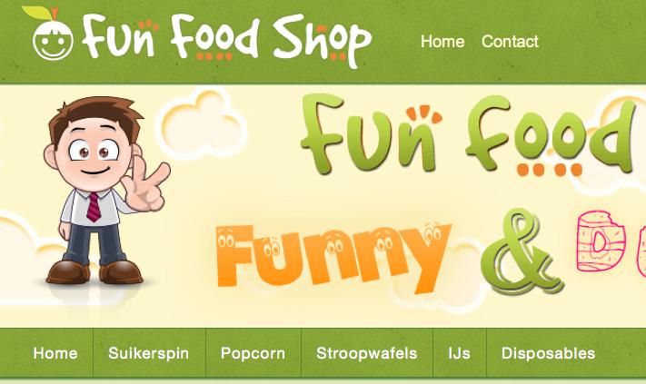 Funfoodshop.nl – Popcornmais en suikerspinsuiker kopen