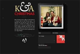 K and A Christmas