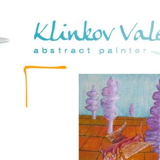 Valeriy Klinkov Painter