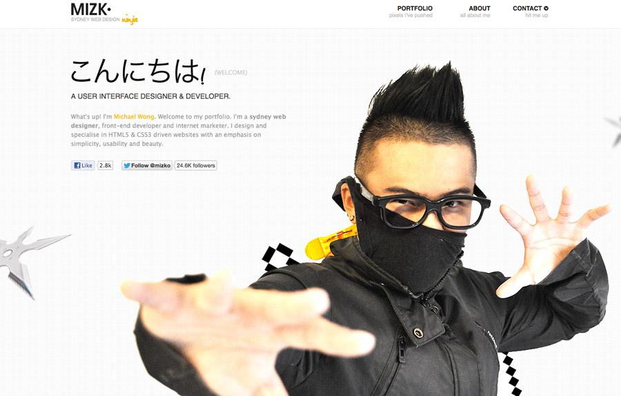 Mizko – Sydney Web Designer