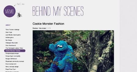 Behind My Scenes