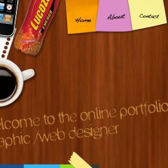 The Web Design Portfolio of Martyn Palmer