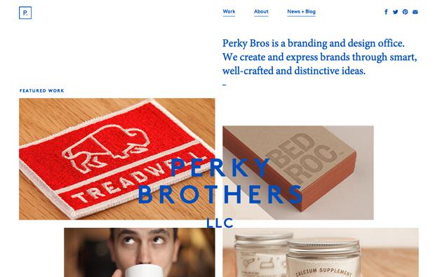 Perky Bros LLC – Branding & Design Office