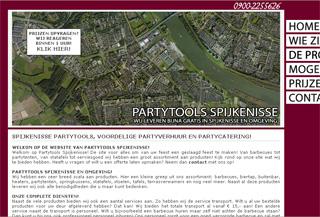 Spijkenisse partytools, partyverhuur & partycatering!
