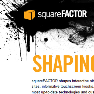 Squarefactor, Shaping Interactive