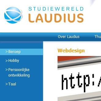 Cursus webdesign, css, html.