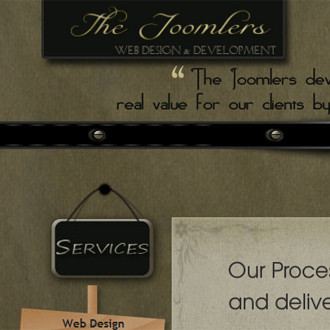 The Joomlers Webdesign and Web Development