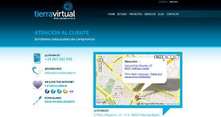 Tierra Virtual Studio