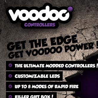 Voodoo Controllers