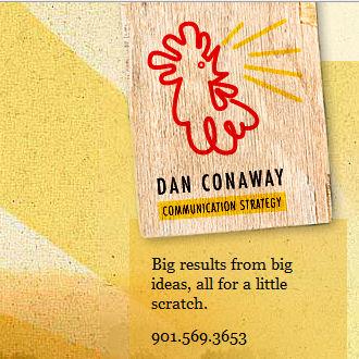 Dan Conaway Advertising, Copywriting and Marketing in Memphis
