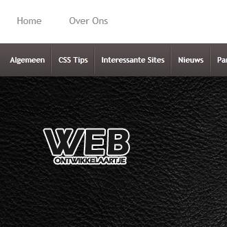 Webontwikkelaartje