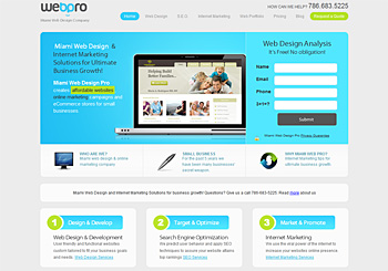 Miami Web Design Pro