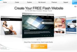 Wix, Free Website Builder