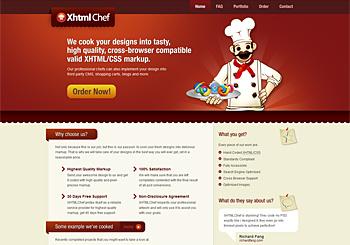 XHTML Chef